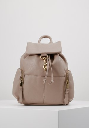 DOGCLIP BACKPACK - Reppu - stone