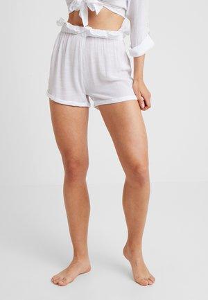 SHEER SHORT - Accessoire de plage - white