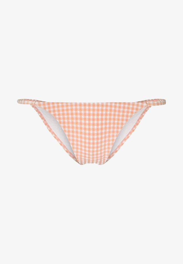 TANGA - Braguita de bikini - peach