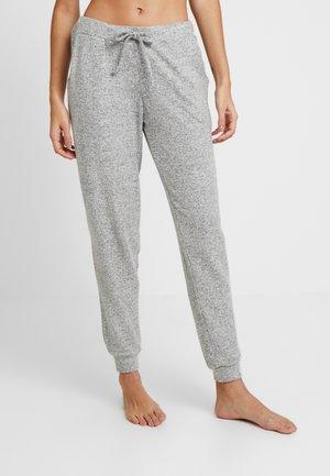 SUPERSOFT JOGGER - Pyžamový spodní díl - grey