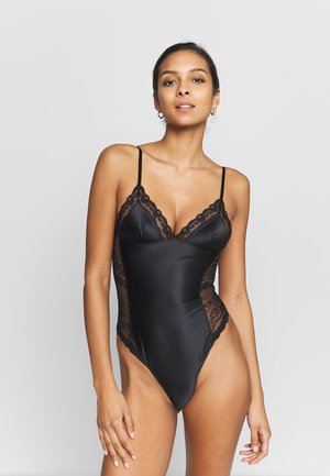CORDELIA BODY - Pyjama - black