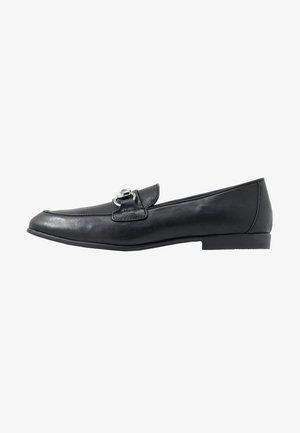 ARLO SNAFFLE - Mocassins - black