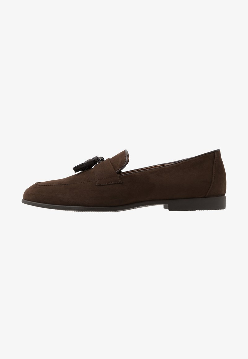 Topman - PIPER - Smart slip-ons - brown