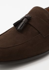 Topman - PIPER - Smart slip-ons - brown - 5