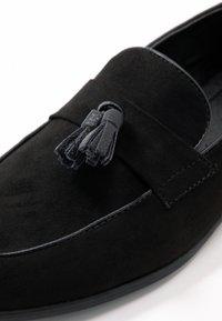Topman - PIPER - Smart slip-ons - black - 5