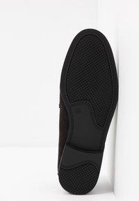 Topman - PIPER - Smart slip-ons - black - 4