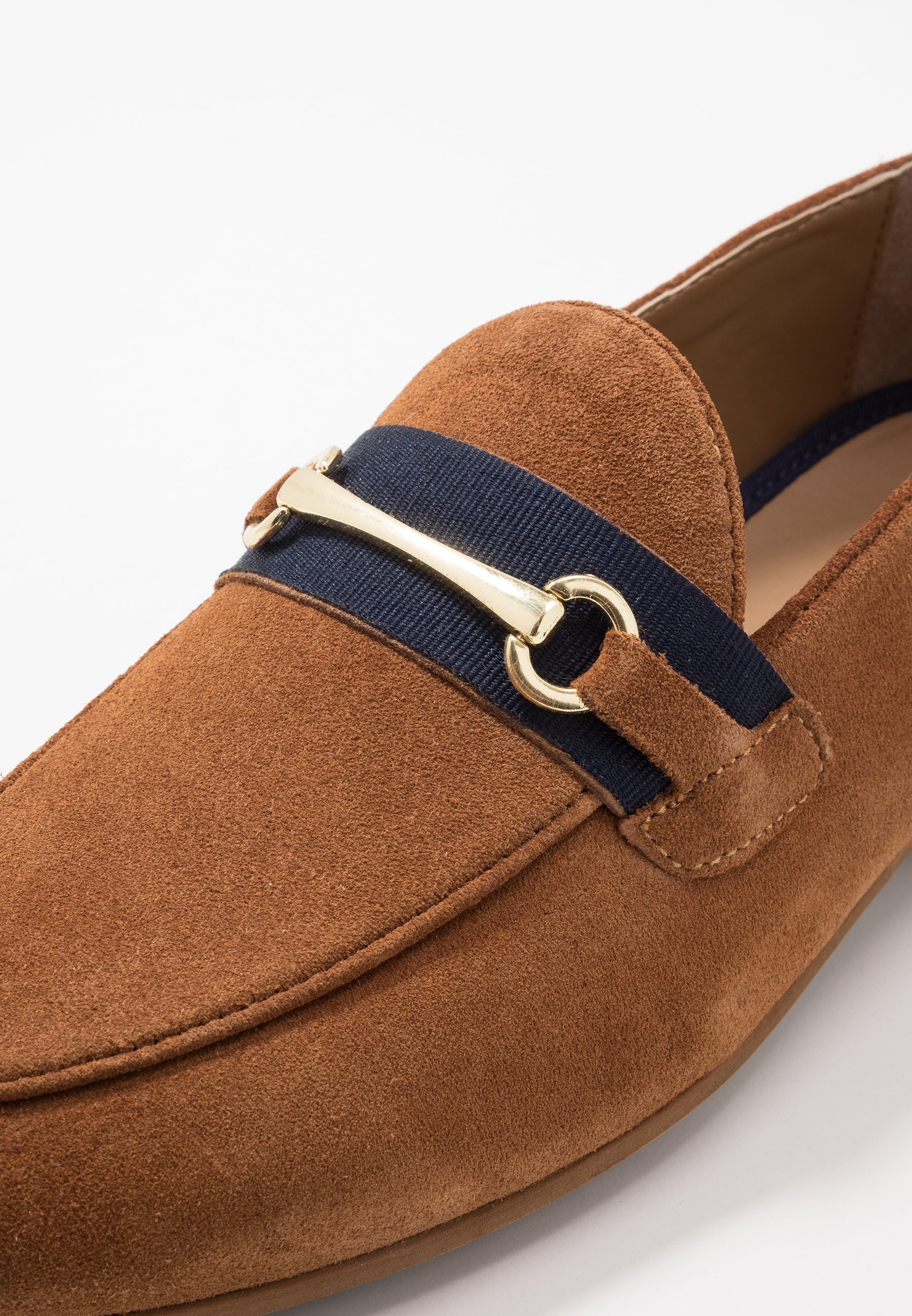 Topman CORDEN TRIM - Mocassins - tan