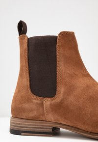Topman - FENN CHELSEA - Bottines - tan - 5