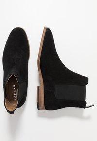 Topman - FENN CHELSEA - Kotníkové boty - black - 1