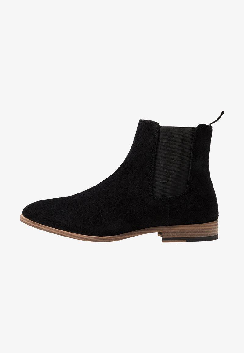 Topman - FENN CHELSEA - Kotníkové boty - black