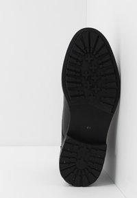 Topman - ORBIS HERITAGE BOOT - Botines con cordones - black - 4
