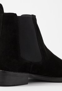 Topman - MORLEY CHELSEA - Classic ankle boots - black - 5