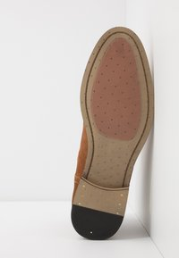 Topman - SUMMER CHELSEA - Classic ankle boots - tan - 4