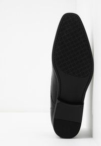 Topman - BROCK DERBY - Stringate eleganti - black - 4