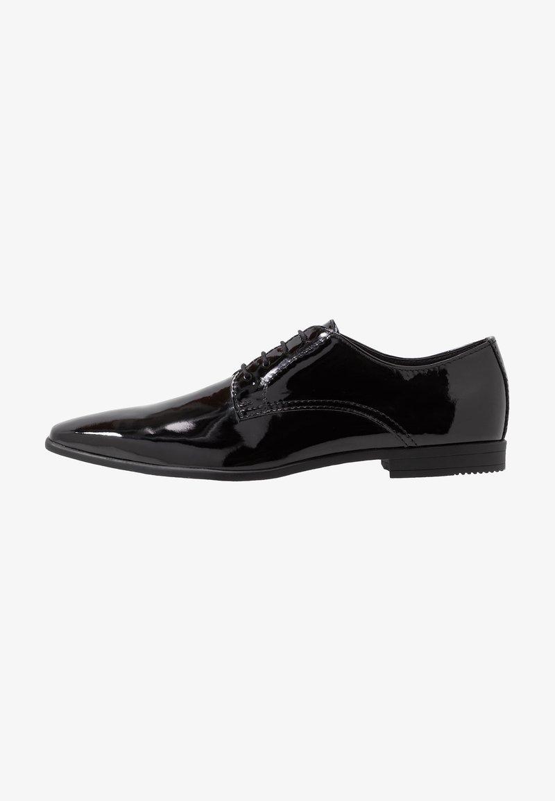 Topman - BRIAR DERBY - Veterschoenen - black