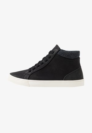 TEMPEST CHUKKA - High-top trainers - black