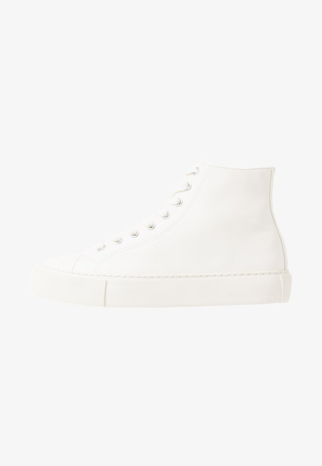 STEEP - High-top trainers - white