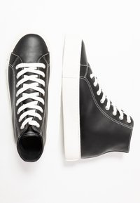 Topman - STEEP - High-top trainers - black - 1