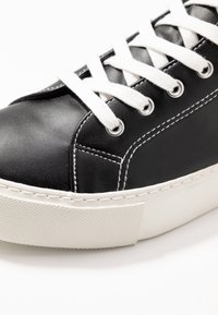 Topman - STEEP - High-top trainers - black - 5