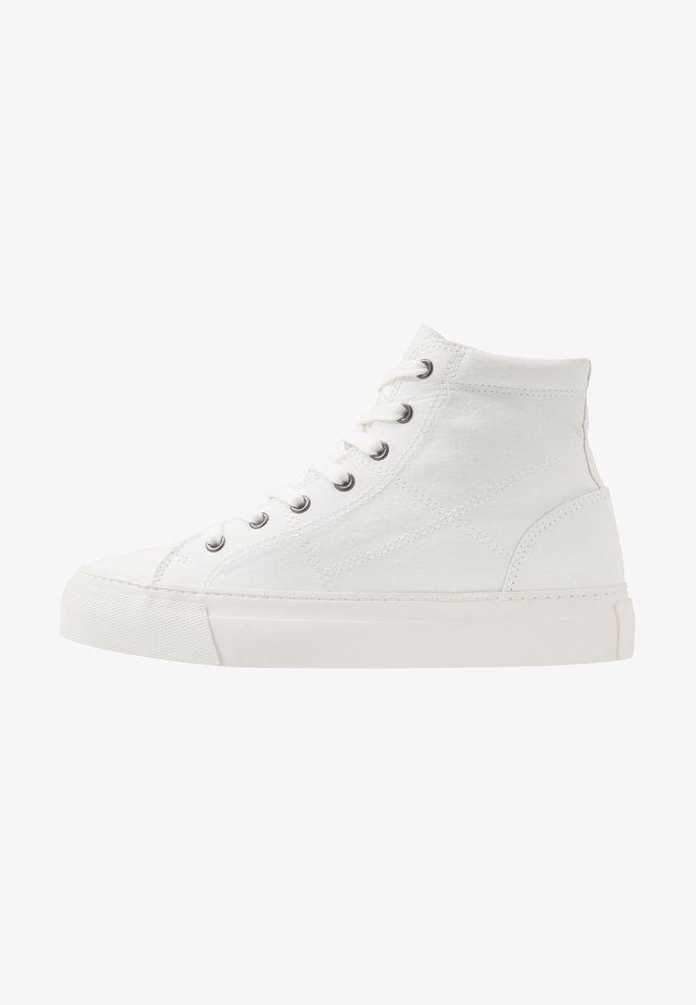 CHASE - High-top trainers - white