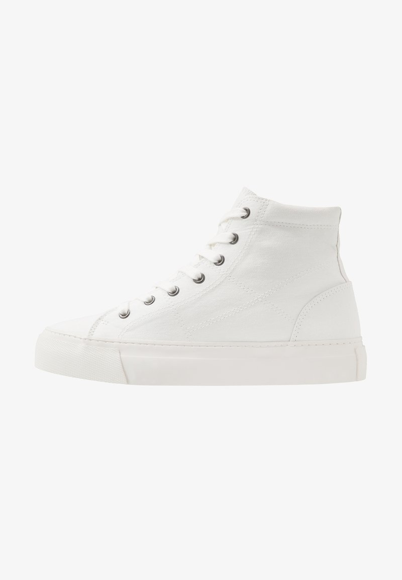 Topman - CHASE - High-top trainers - white