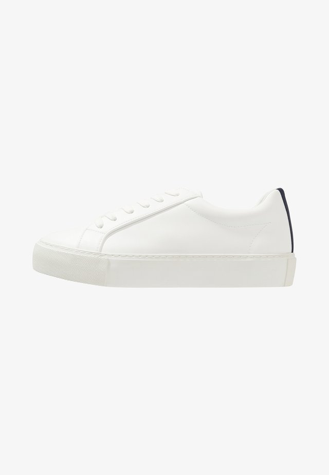 STEEP LACE - Trainers - white