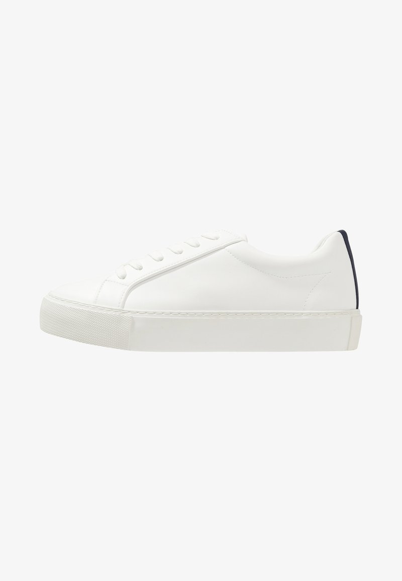 Topman - STEEP LACE - Sneakers laag - white