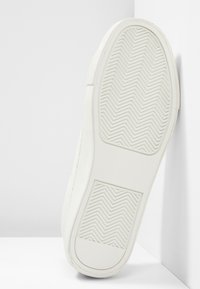 Topman - STEEP LACE - Sneakers basse - white - 4