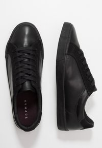Topman - TITAN TRAINER - Sneakers basse - black - 1