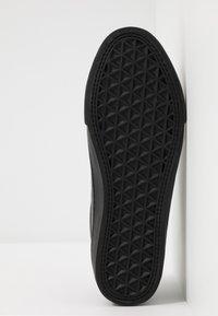Topman - TITAN TRAINER - Sneakers basse - black - 4