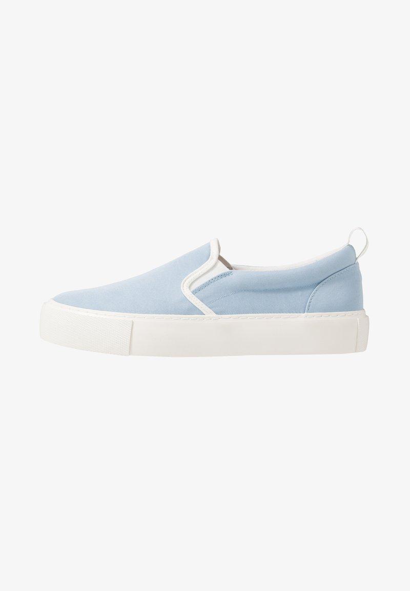Topman - STARGAZE - Slip-ons - blue