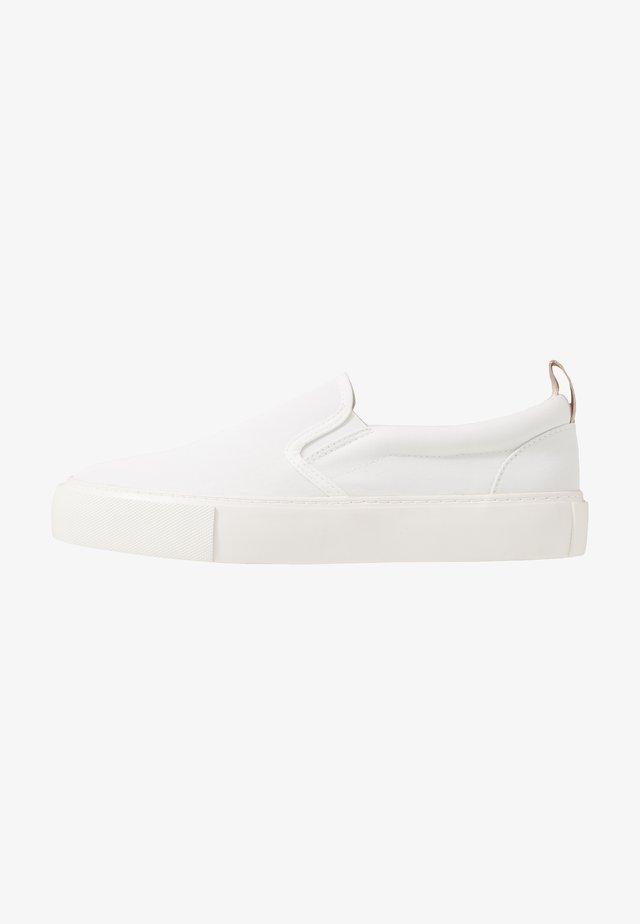 STARGAZE - Slip-ins - white