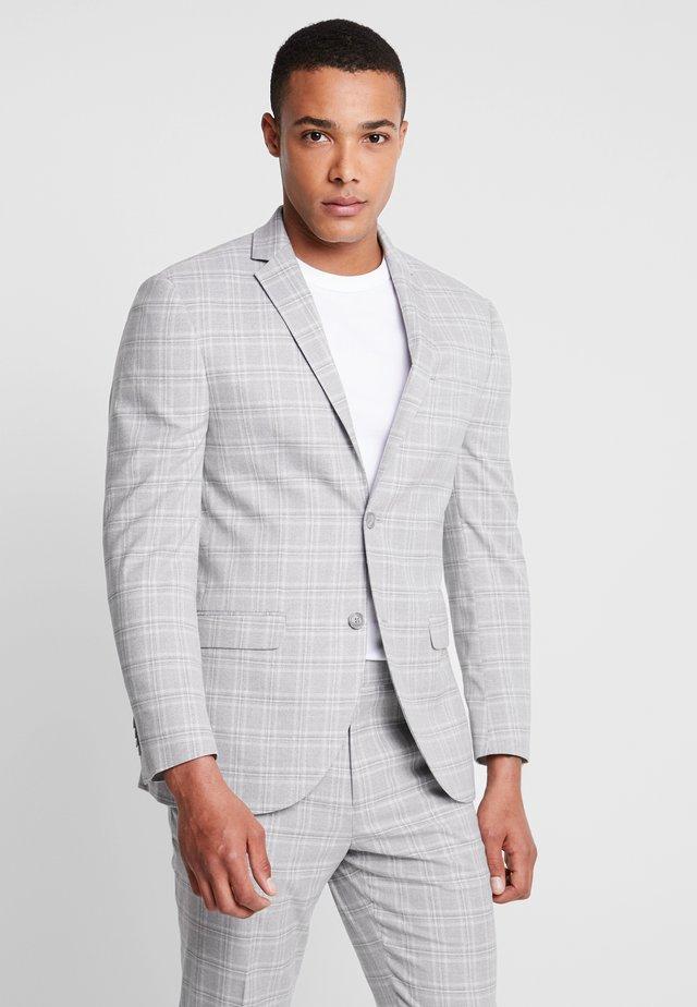 LEVI - Suit jacket - grey