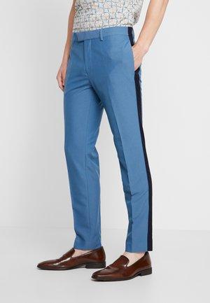 PEARDROP SKINNY - Pantaloni - blue
