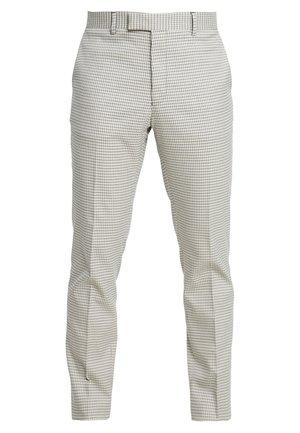 RANGER - Oblekové kalhoty - grey