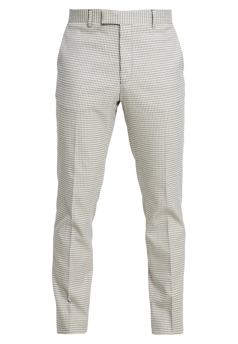 Topman - RANGER - Suit trousers - grey