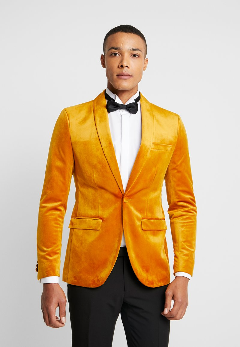 Topman - Suit jacket - yellow