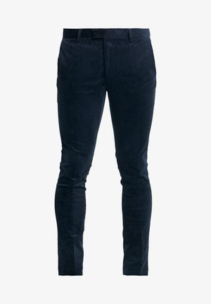 ALISTAR - Pantalon de costume - navy