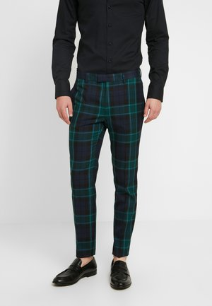 ATACUS - Trousers - navy