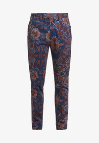 Topman - PRINTED TROUSER - Pantalon de costume - multi - 5
