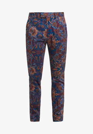 PRINTED TROUSER - Pantalon de costume - multi
