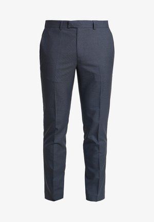 BEN DOGTH - Pantalon de costume - blue