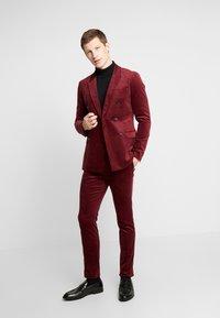 Topman - ALIS - blazer - red - 1