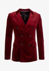 Topman - ALIS - blazer - red - 3