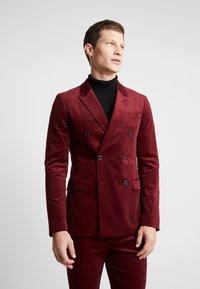 Topman - ALIS - blazer - red - 0