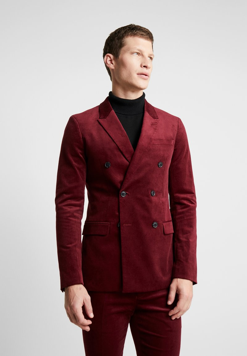 Topman - ALIS - Blazer jacket - red