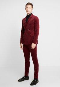 Topman - Kalhoty - red - 1