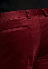Topman - Kalhoty - red - 4
