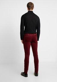 Topman - Kalhoty - red - 2