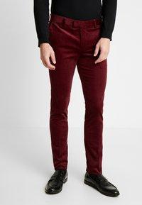 Topman - Kalhoty - red - 0